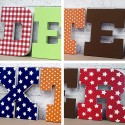 Cowboy Wooden Wall Letters
