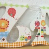 Animal Jamboree Wooden Wall Letters
