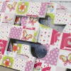 Pink + Lilac Patchwork Letters