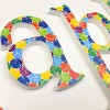 Bright Dotty Letters