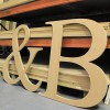 Times Roman GIANT Unpainted mdf letters