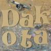 Fairytale Wooden Wall Letters