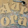 Fairytale Wooden Wall Letters