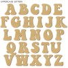 Groovy Unpainted Mdf Wall Letters