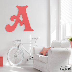 giant-coral-letter-in-appar