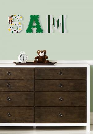 green-monkey-letters